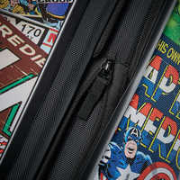 Image of Marvel Comics Rolling Luggage by American Tourister - Small # 6