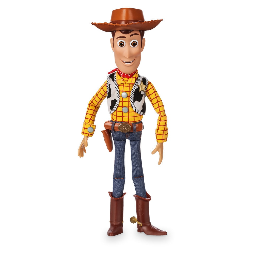 Woody Interactive Talking Action Figure - Toy Story - 15'' Official shopDisney