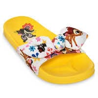 Image of Bambi and Friends Slides for Girls - Disney Furrytale friends # 1