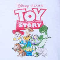 Image of Toy Story Distressed T-Shirt for Adults # 3