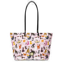 Image of Disney Cats Tote by Dooney & Bourke # 1