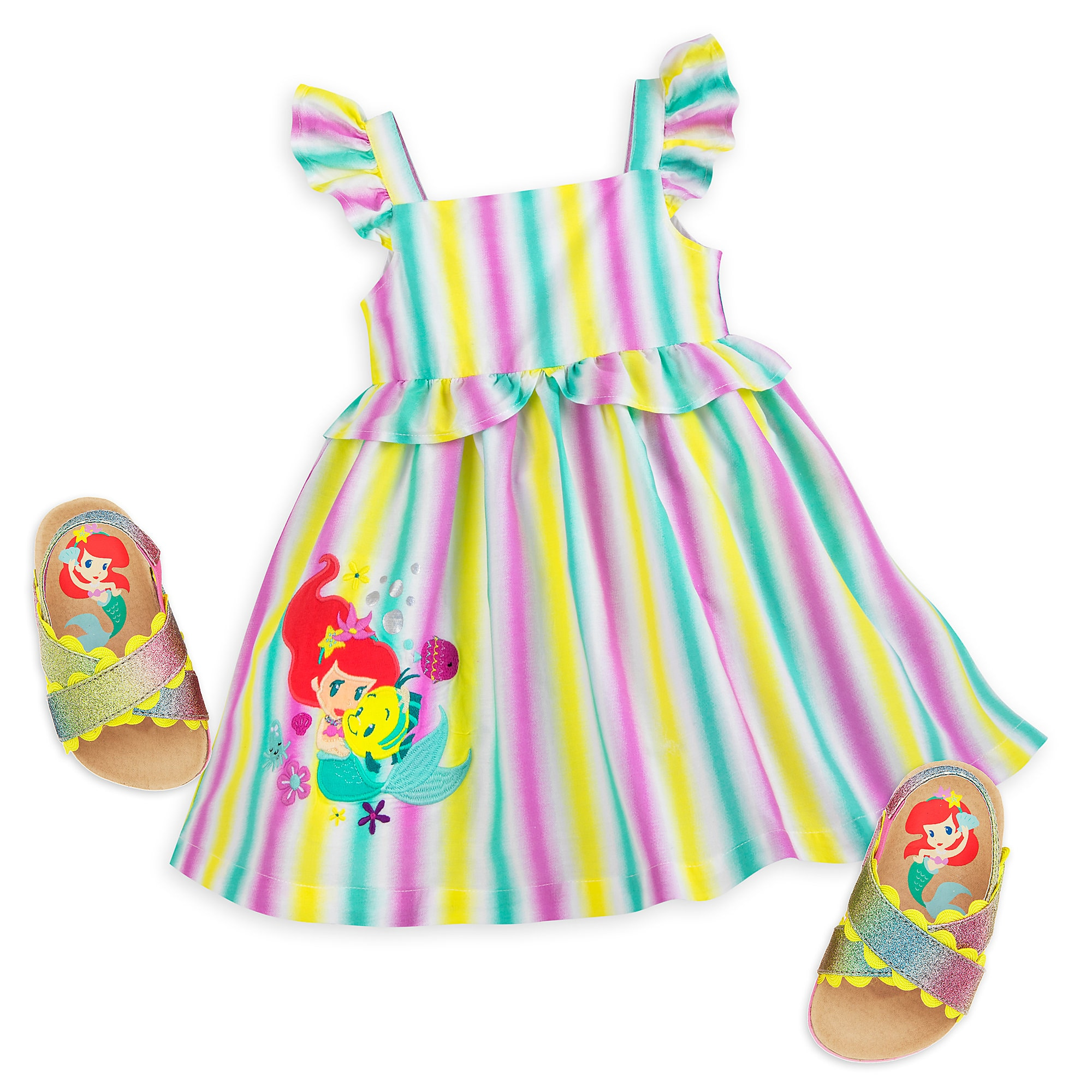 Ariel Fashion Collection for Baby - The Little Mermaid
