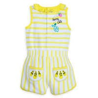 Image of Minnie Mouse Romper Cover-Up for Baby # 2