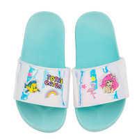Image of Ariel and Flounder Slides for Kids # 2