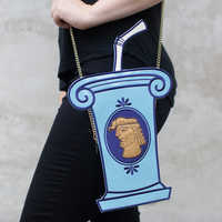 Image of Hercules Cup Crossbody Bag by Cakeworthy # 2