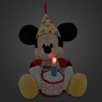 Mickey Mouse Happy Birthday Musical Plush - Medium - 13''