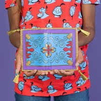 Image of Magic Carpet Passport Holder by Cakeworthy - Aladdin # 4