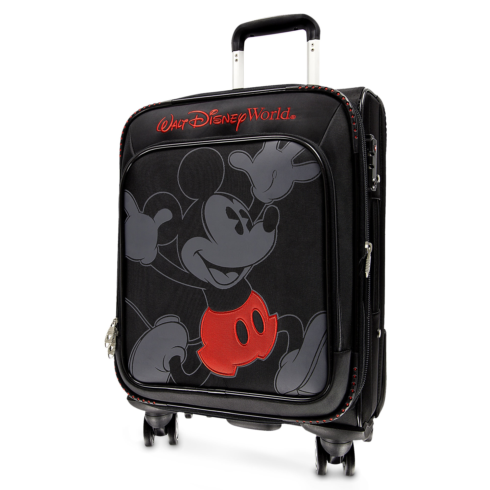 Mickey Mouse Timeless Rolling Luggage - 21'' - Walt Disney World