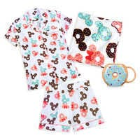 Image of Mickey and Minnie Mouse Donut Collection for Women # 1