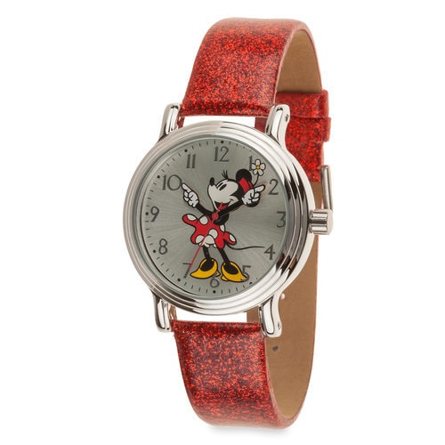 Classic Minnie Mouse Watch Adults Shopdisney