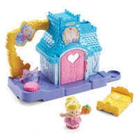 Image of Cinderella's Helpful Friends Palace Playset by Little People # 1