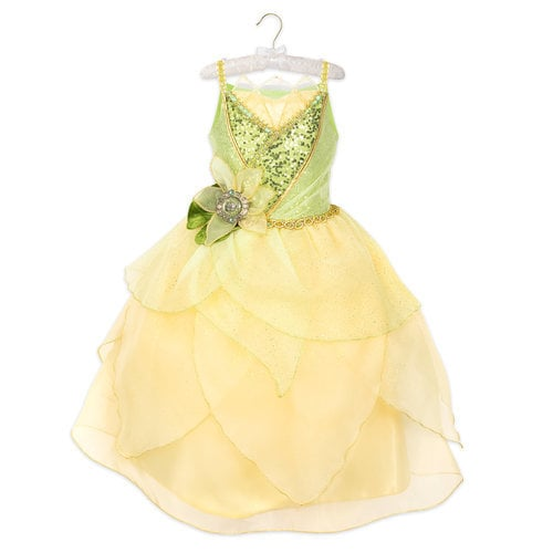 Tiana 10th Anniversary Costume for Kids ? The Princess and the Frog
