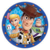 Image of Toy Story 4 Lunch Plates # 1