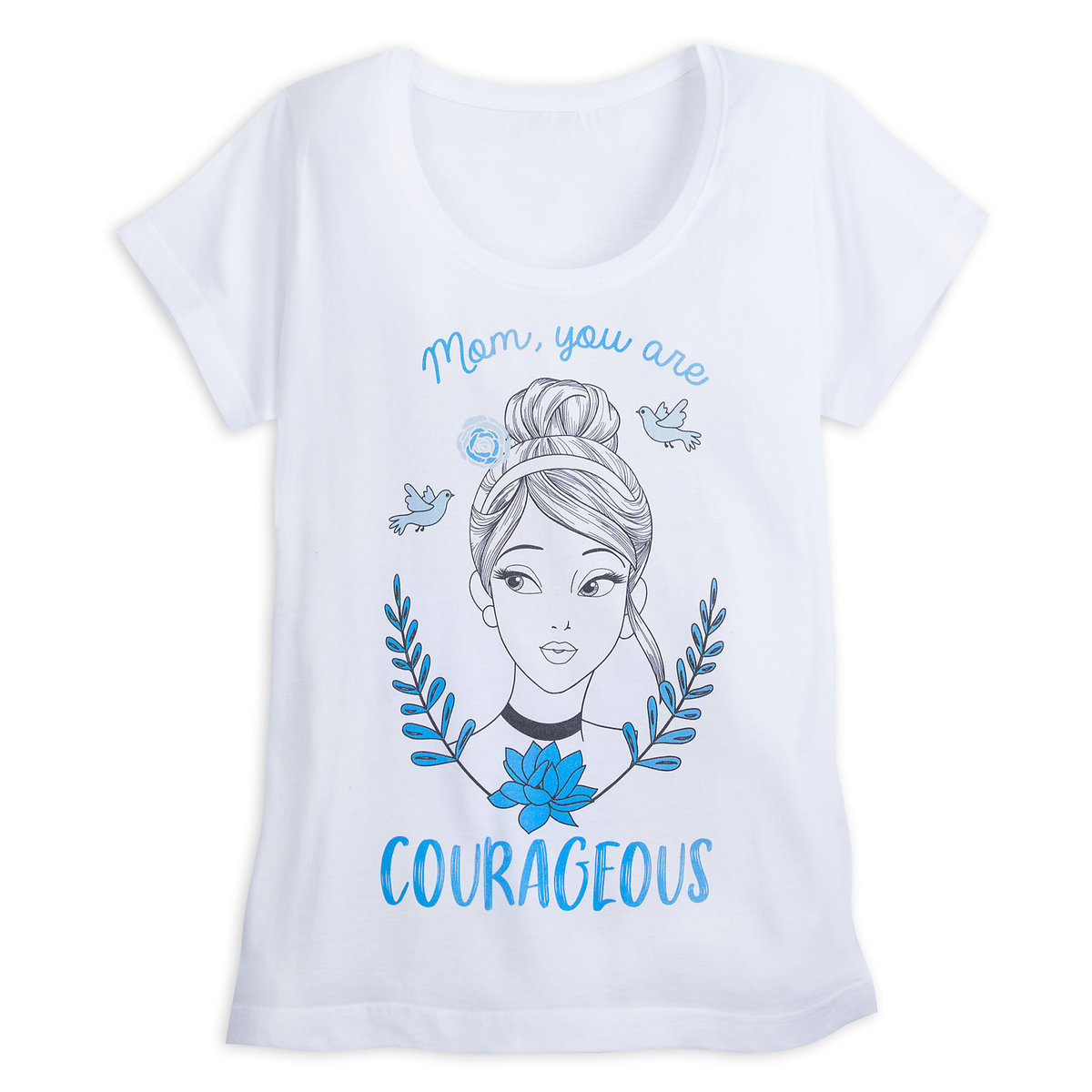 ddcb9542df3f8 Product Image of Cinderella T-Shirt for Women # 1