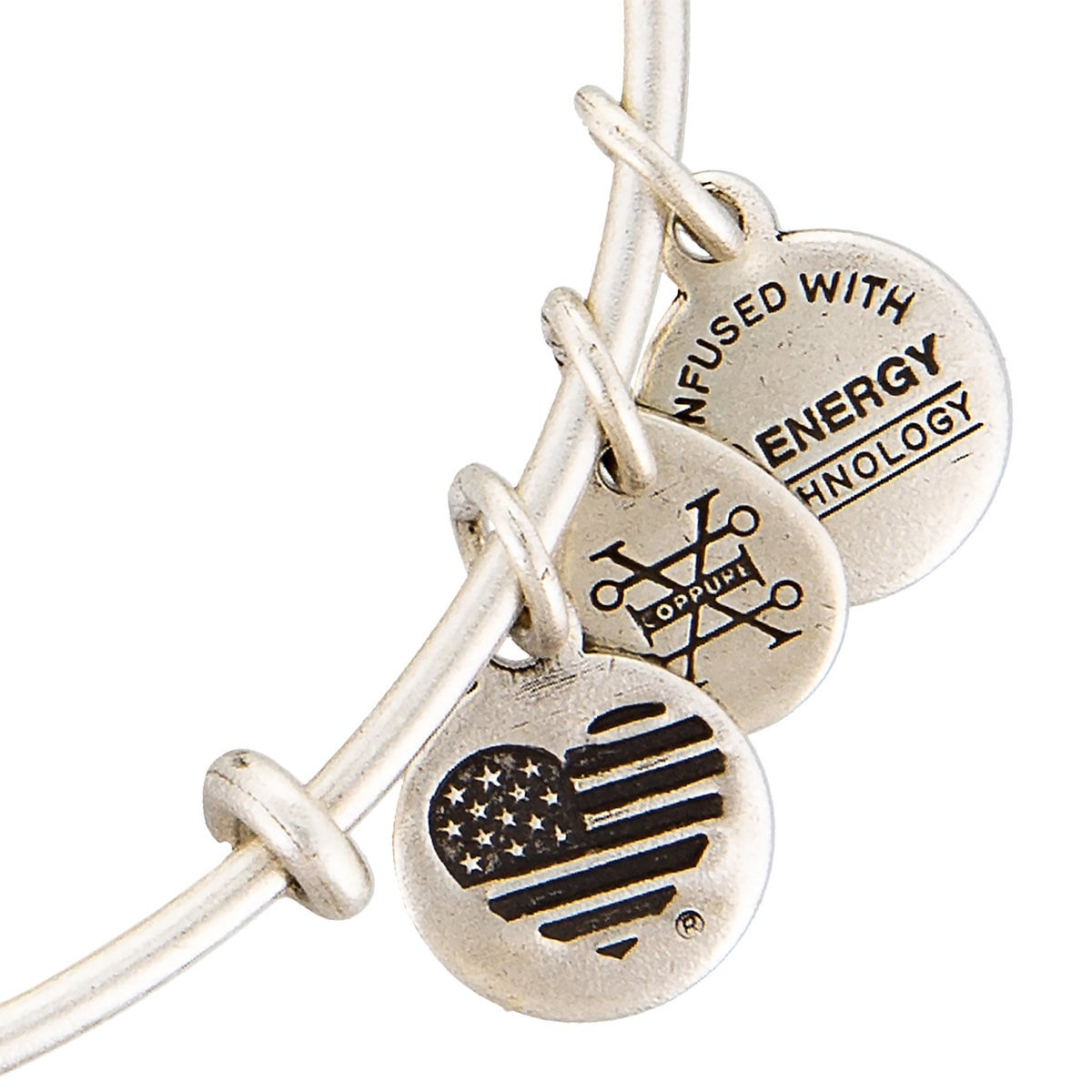 446103a3d Product Image of Dumbo and Mrs. Jumbo Bangle by Alex and Ani # 4