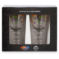 Coco Glass Goblet Set by Patina Vie