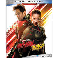 Image of Ant-Man and The Wasp Blu-ray Combo Pack Multi-Screen Edition # 1