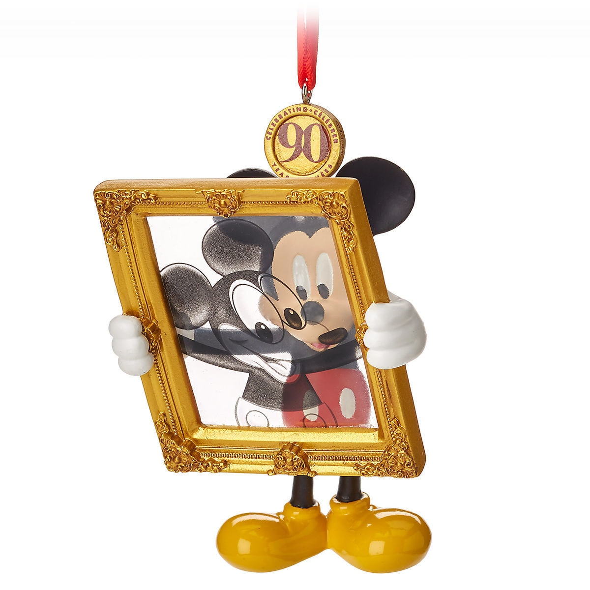 Mickey Mouse Legacy Sketchbook Ornament - Limited Release | shopDisney