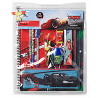 Image of Cars 3 Stationery Supply Kit # 2