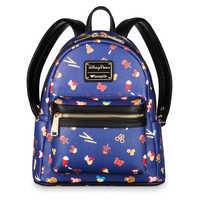 Image of Disney Parks Food Icons Mini Backpack by Loungefly # 1