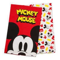 Image of Mickey Mouse Kitchen Towel Set - Disney Eats # 1