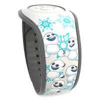 Image of Olaf and Snowgies MagicBand 2 - Frozen # 2