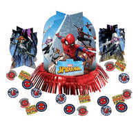 Image of Spider-Man Webbed Wonder Table Decorating Kit # 1