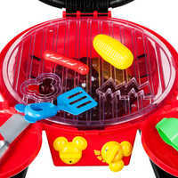 Image of Mickey Mouse Toy Grill Playset # 5