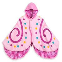 Image of Fancy Nancy Butterfly Wings Cover-Up for Girls # 1