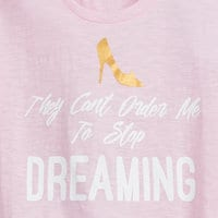 Image of Cinderella Dreaming T-Shirt for Women - Oh My Disney # 3