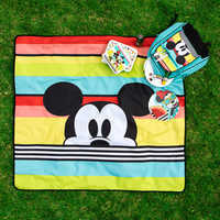 Image of Mickey Mouse Summer Fun Backpack with Picnic Mat # 2