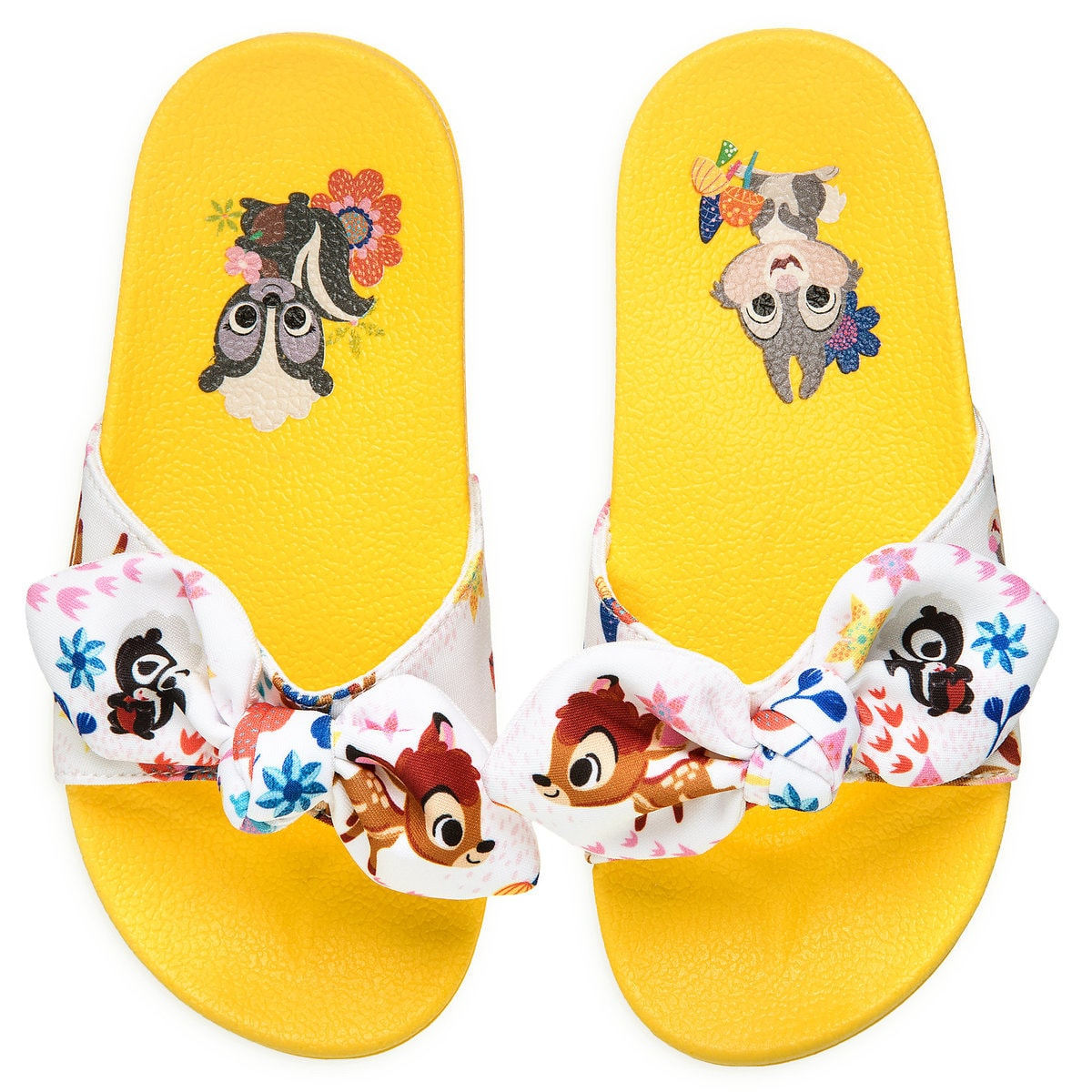 Product Image of Bambi and Friends Slides for Girls - Disney Furrytale friends # 2
