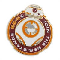 Image of BB-8 Spinner Pin - Star Wars: The Force Awakens # 3