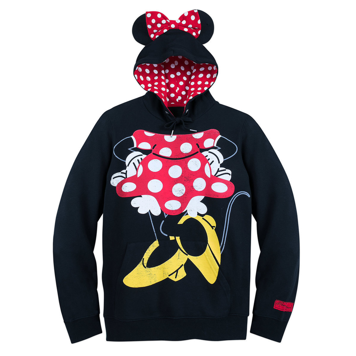 6de9b58c4a I Am Minnie Mouse Pullover Hoodie for Women