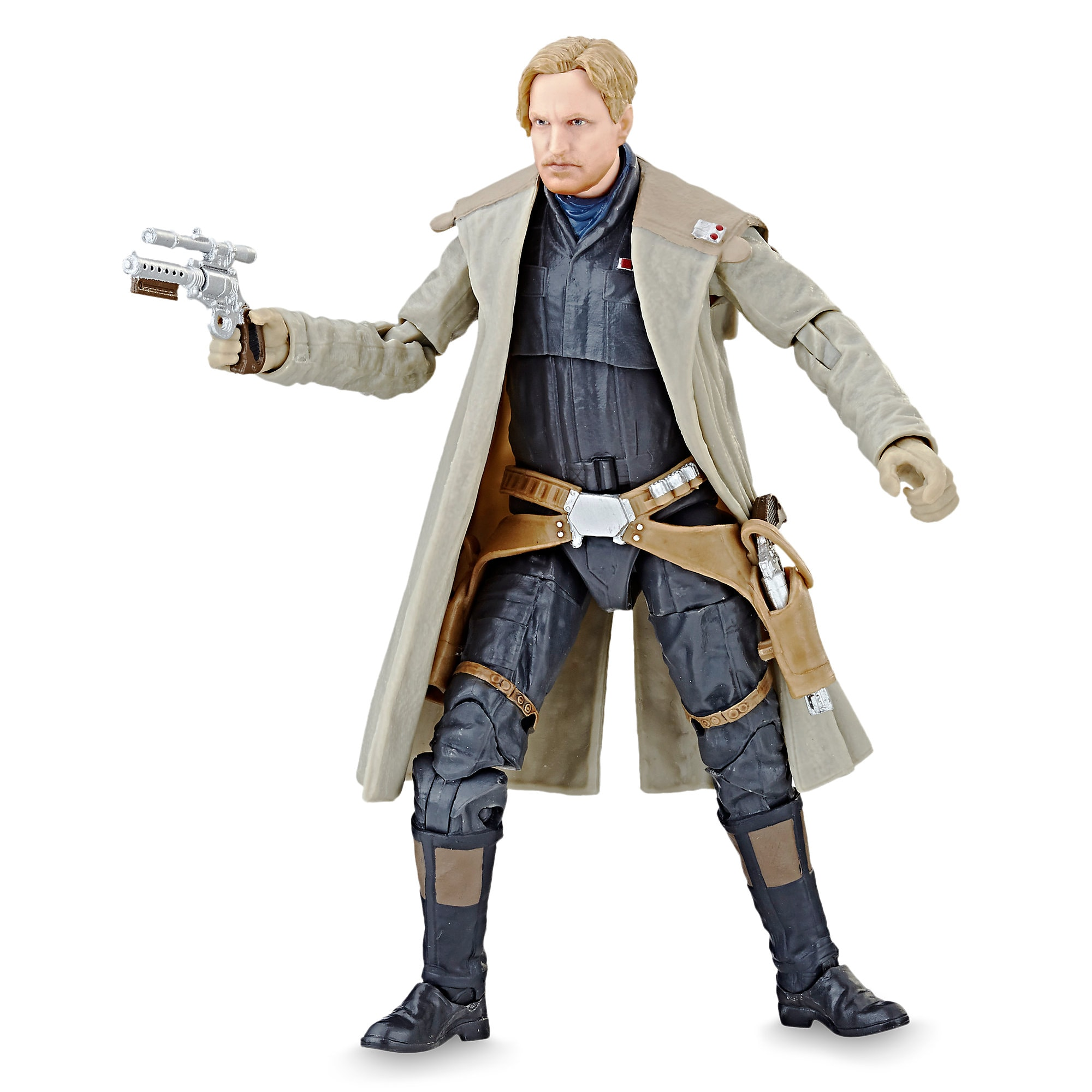 Tobias Beckett Action Figure - Solo: A Star Wars Story - The Black Series