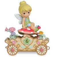 Image of Tinker Bell ''Have a Fairy Happy Birthday'' Sixth Birthday Figurine by Precious Moments # 1