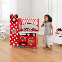 Image of Minnie Mouse Vintage Play Kitchen by KidKraft # 2