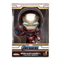 Image of Iron Man Mark L Cosbaby Bobble-Head Figure by Hot Toys - Marvel's Avengers: Endgame # 4