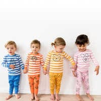 Image of Tigger Organic Long John Pajama Set for Baby by Hanna Andersson # 2