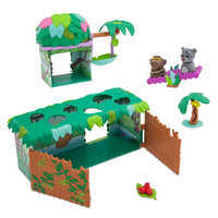 Image of The Jungle Book Deluxe Playset - Furrytale friends # 2
