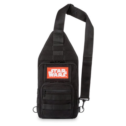 Star Wars Logo Sling Backpack