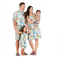 Image of Mickey Mouse and Friends Hawaiian Collection for the Family # 1