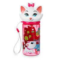 Image of Marie Flip-Top Water Bottle - Aristocats - Disney Furrytale friends # 1