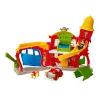 Image of Mickey Mouse Firehouse Play Set # 1