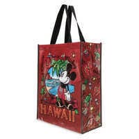 Image of Mickey Mouse Reusable Tote - Hawaii # 2