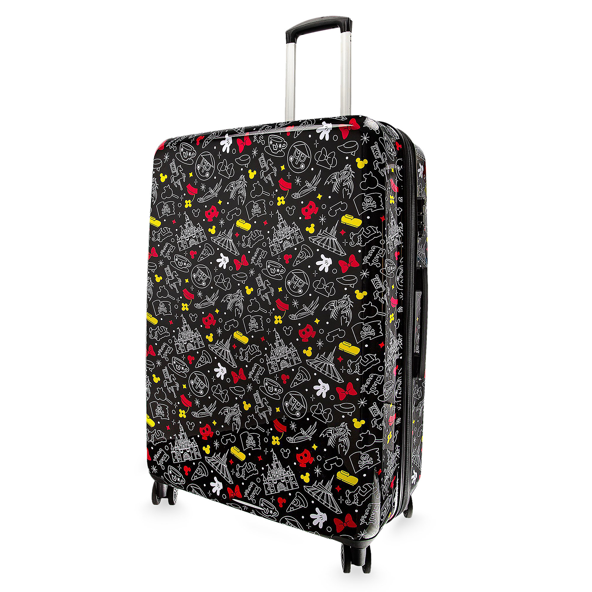 Disney Parks Rolling Luggage - Large - 28''