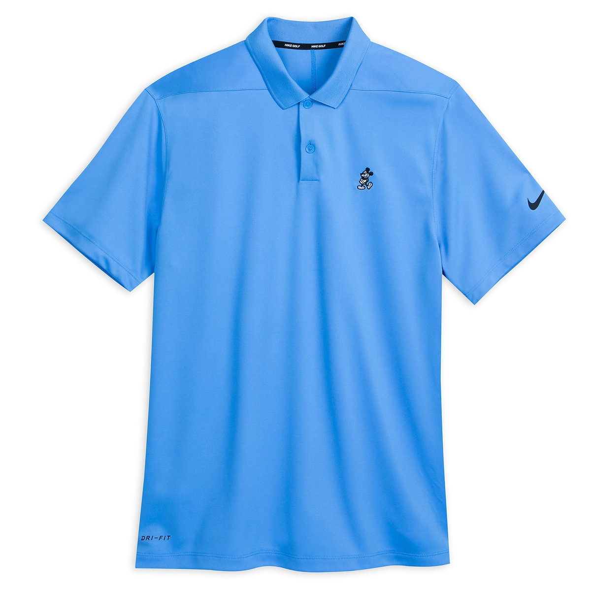 8b34013a Product Image of Mickey Mouse Performance Polo Shirt for Men by Nike Golf -  Light Blue