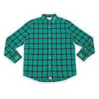 Image of Ariel Flannel Shirt for Adults by Cakeworthy # 2