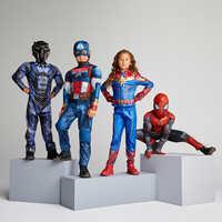 Image of Marvel's Captain Marvel Costume for Kids # 2