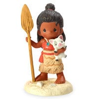 Moana and Pua Figurine by Precious Moments